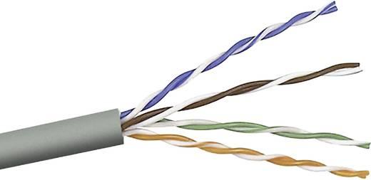Netzwerkkabel CAT 5e U/UTP 4 x 2 x 0.20 mm² Grau Belkin A7L504-250 1 m