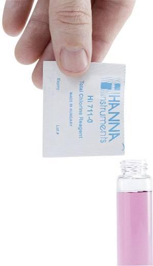 Hanna Instruments HI 711-25, Reagenzien Gesamtchlor, Passend für Hand-Colorimeter HI 701, HI 711, HI 96711