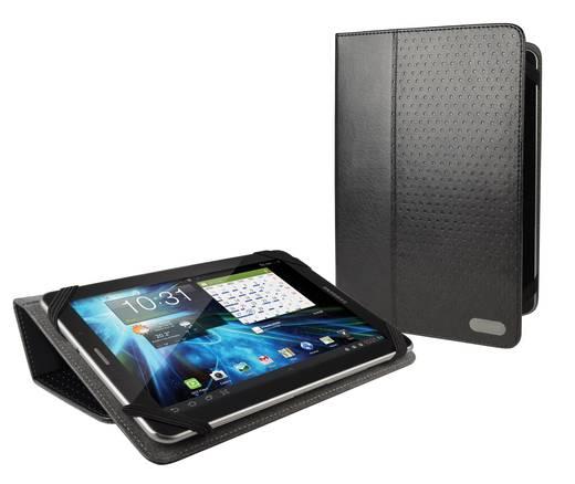 """Cygnett BookCase Tablet Tasche, universal Passend für Display-Größe (Bereich): 17,8 cm (7"""") Schwarz"""