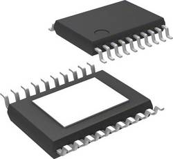 PMIC - Régulateur de tension - Régulateur de commutation CC CC Texas Instruments TPS60120PWP Pompe de charge HTSSOP-20 1