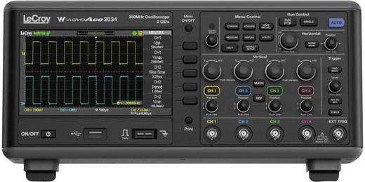 Digital-Oszilloskop LeCroy WaveAce™ 1012 100 MHz 2-Kanal 500 MSa/s 1 Mpts 8 Bit Kalibriert nach DAkkS Digital-Speicher (