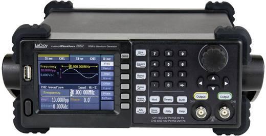 Teledyne LeCroy WaveStation 2052 1 µHz - 50 Mhz Sinus, Rechteck, Dreieck/Rampe, Puls, Rauschen, Arbiträr