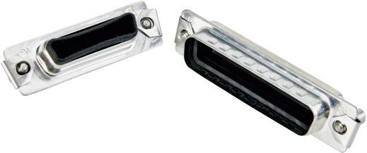 D-SUB Schutzkappe IP67 Conec 165X14739X Silber 1 St.