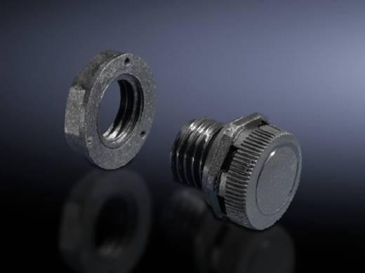 Druckausgleichselement M12 Polyamid Schwarz (RAL 9005) Rittal SZ 2459.500 5 St.