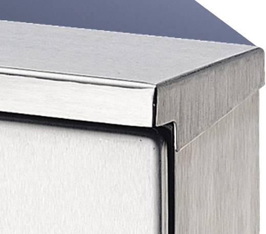 Regenhaube (L x B) 760 mm x 300 mm Edelstahl Rittal SZ 2474.000 1 St.