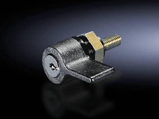 Handgriff mit Sicherheitszylinder-Einsatz Graphit Rittal SZ 2485.000 1 St.