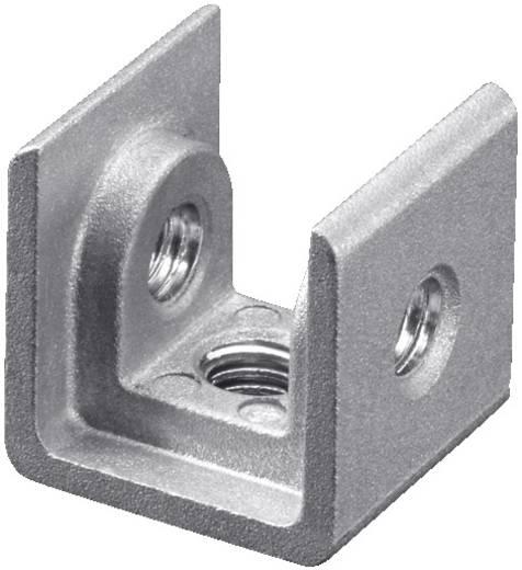 Schiebemutter Stahl Silber-Grau Rittal SZ 4179.000 20 St.