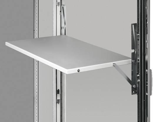Ablagefach (B x H) 413 mm x 400 mm Stahlblech Grau (RAL 7035) Rittal TS 4638.600 1 St.