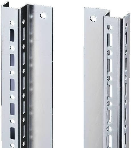 Montageschiene für Innenausbau Stahlblech 800 mm Rittal CM 5001.051 4 St.