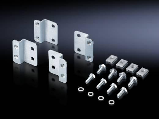 Montageplatten-Fixierung Stahlblech Schwarz Rittal CM 5001.075 1 St.