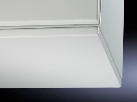Abschlussplatte (L x B) 1000 mm x 400 mm Stahlblech Licht-Grau (RAL 7035) Rittal CM 5001.150 1 St.