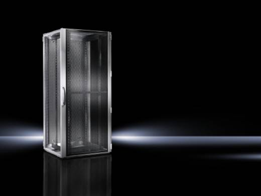 Reihenklemmen-Gehäuse 600 x 2200 x 1200 Stahlblech Licht-Grau (RAL 7035) Rittal DK 5515.110 1 St.