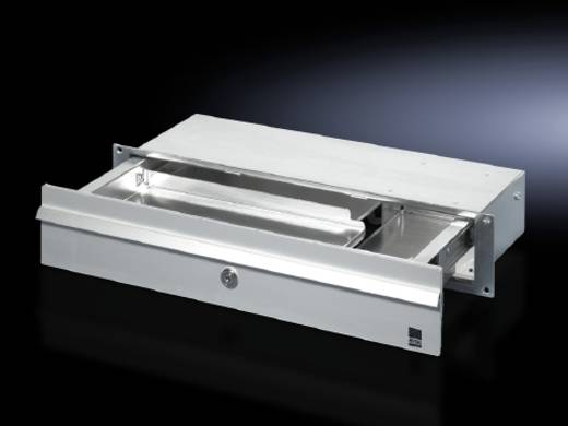 Schublade (B x T) 482.6 mm x 150 mm Rittal CP 6002.000 1 St.