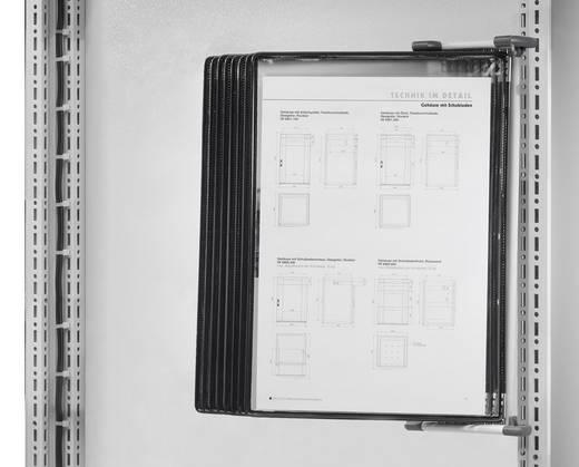 Dokumentenhalter Kunststoff Rittal CP 6013.100 1 St.