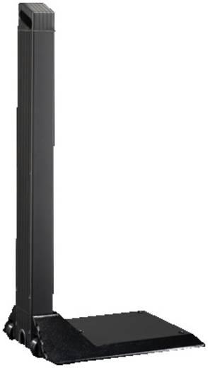 Standfuß (L x B x H) 500 x 360 x 995 mm Metall Grau (RAL 7035) Rittal CP 6135.000 1 St.