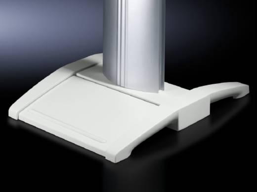 Abdeckplatte Aluminium Licht-Grau (RAL 7035) Rittal CP 6144.100 1 St.