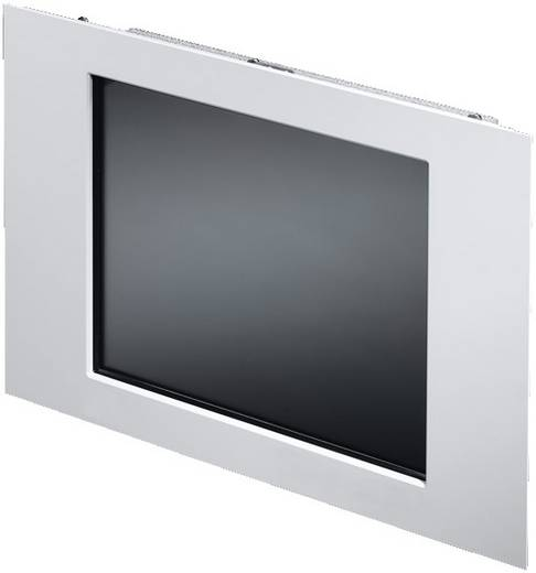 TFT-Monitor 15 Zoll Aluminium Licht-Grau (RAL 7035) (B x H) 430 mm x 343 mm Rittal SM 6450.070 1 St.