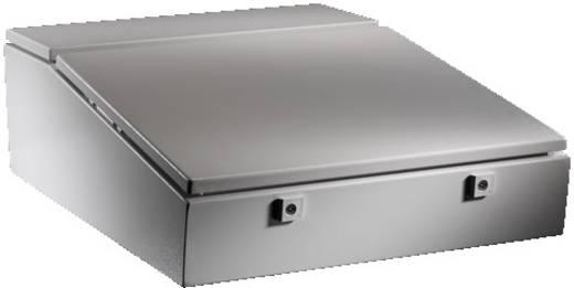 Pult-Gehäuse 700 x 800 x 235 Stahlblech Licht-Grau (RAL 7035) Rittal TP 6711.500 1 St.