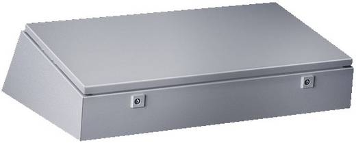 Pult-Gehäuse 700 x 600 x 235 Stahlblech Licht-Grau (RAL 7035) Rittal TP 6714.500 1 St.
