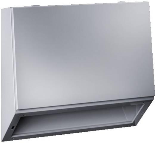 Pult-Gehäuse Oberteil 240 x 600 x 700 Stahlblech Licht-Grau (RAL 7035) Rittal TP 6720.500 1 St.