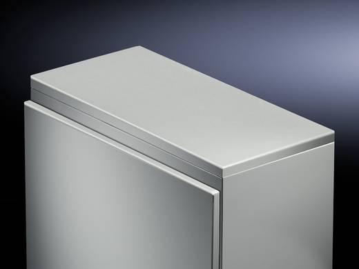 Endplatte Stahlblech Licht-Grau (RAL 7035) Rittal TP 6730.100 1 St.