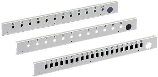 LWL Patch-Panel mit 20 Einbauplätzen Rittal DK 7178.535 1 St.