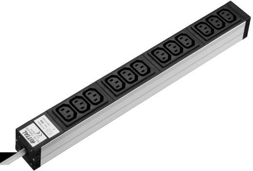 Steckdosenleiste 12-fach Aluminium Rittal DK 7240.200 1 St.