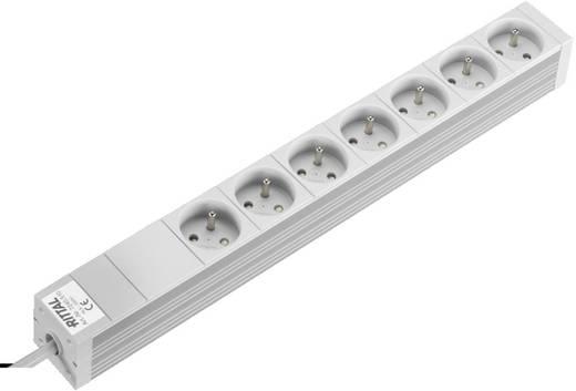 Steckdosenleiste 7-fach Aluminium Rittal DK 7240.510 1 St.