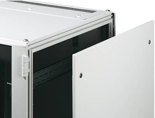 Seitenwand abschließbar (L x B) 1200 mm x 800 mm Stahlblech Licht-Grau (RAL 7035) Rittal DK 7824.128 2 St.