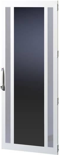 Sichttür belüftet (L x B) 2000 mm x 600 mm Glas Licht-Grau (RAL 7035) Rittal DK 7824.201 1 St.