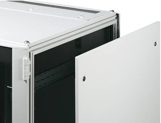 Seitenwand abschließbar (L x B) 2000 mm x 600 mm Stahlblech Licht-Grau (RAL 7035) Rittal DK 7824.206 2 St.