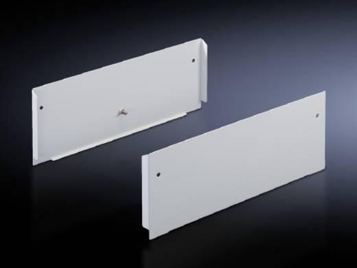Seitenwand (L x B) 500 mm x 200 mm Stahlblech Licht-Grau (RAL 7035) Rittal TS 8600.510 2 St.