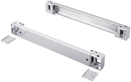 Sockelelement geschlossen (B x H) 600 mm x 100 mm Stahlblech Licht-Grau (RAL 7035) Rittal TS 8601.605 1 St.