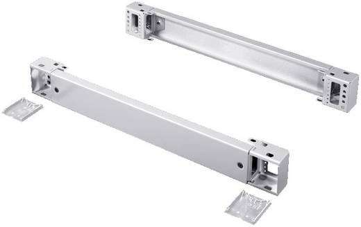 Sockelelement geschlossen (B x H) 800 mm x 100 mm Stahlblech Licht-Grau (RAL 7035) Rittal TS 8601.805 1 St.