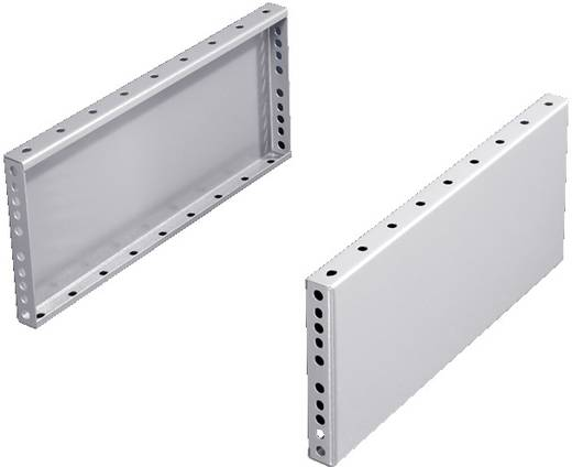 Sockelblende (B x H) 1000 mm x 200 mm Stahlblech Licht-Grau (RAL 7035) Rittal TS 8602.015 1 St.