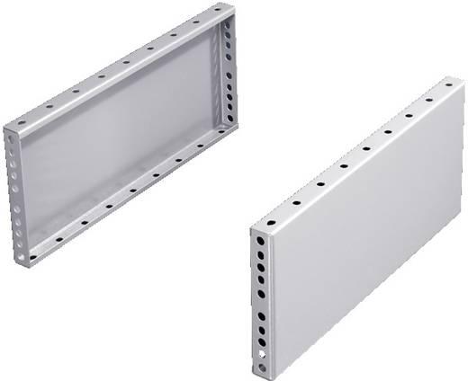 Sockelblende (B x H) 1200 mm x 200 mm Stahlblech Licht-Grau (RAL 7035) Rittal TS 8602.025 2 St.