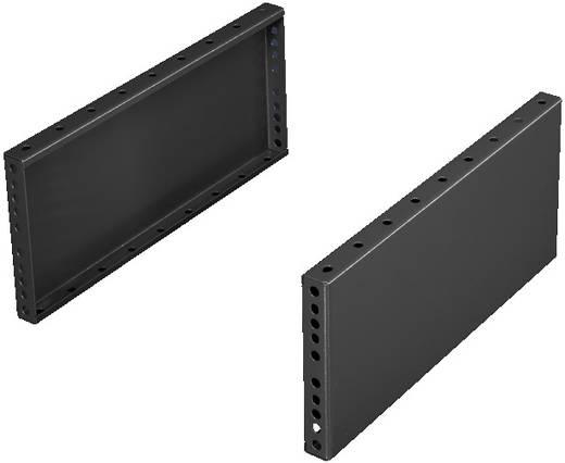 Sockelblende (B x H) 800 mm x 200 mm Stahlblech Umbra-Grau Rittal TS 8602.080 2 St.
