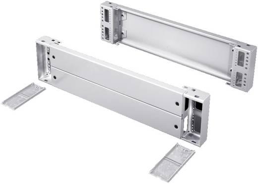 Sockelelement geschlossen Stahlblech Licht-Grau (RAL 7035) Rittal TS 8602.605 2 St.