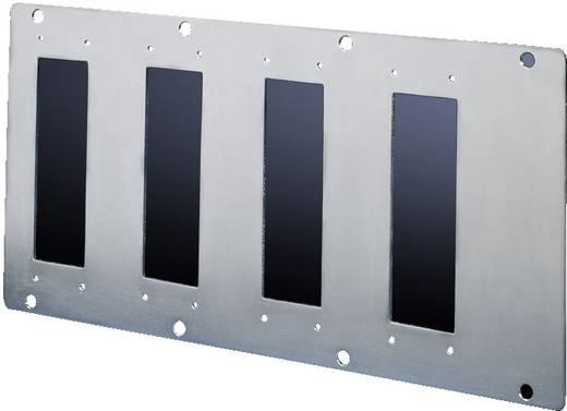 Frontplatte 4-fach Stahlblech Rittal TS 8609.140 1 St.