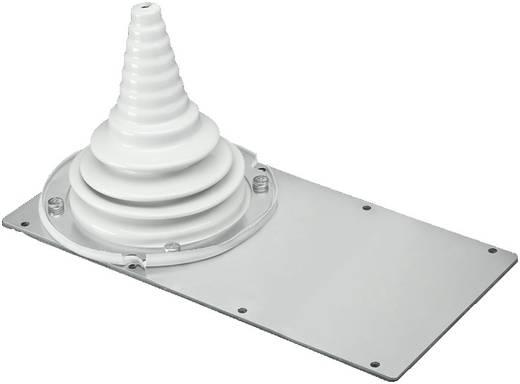 Frontplatte 1-fach Stahlblech Rittal TS 8609.390 1 St.