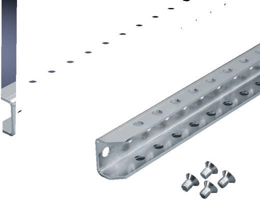 Montageschiene gelocht Stahlblech 25 mm Rittal TS 8612.760 2 St.