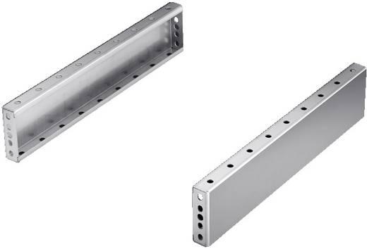 Sockelblende (B x H) 400 mm x 100 mm Edelstahl Edelstahl Rittal TS 8701.040 1 St.