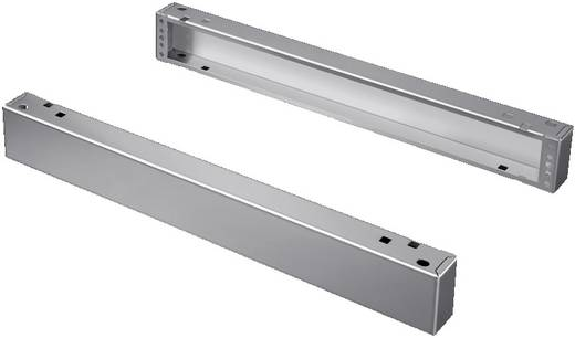 Sockelelement (B x H) 600 mm x 100 mm Edelstahl Edelstahl Rittal TS 8701.600 1 St.