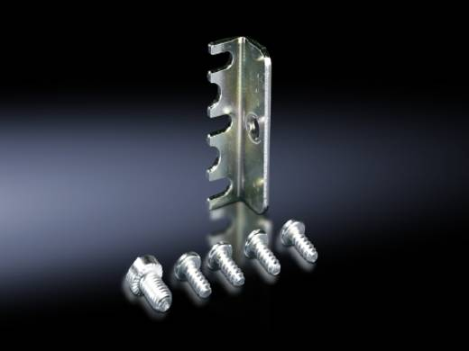 Montageplatten-Fixierung Stahlblech Rittal TS 8800.090 10 St.