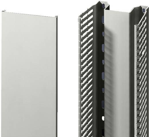 Kabelkanal PVC Stein-Grau (L x B x H) 80 x 100 x 1600 mm Rittal TS 8800.540 4 St.