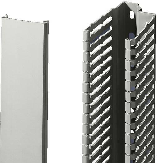 Kabelkanal PVC Stein-Grau (L x B x H) 80 x 50 x 1600 mm Rittal TS 8800.570 8 St.