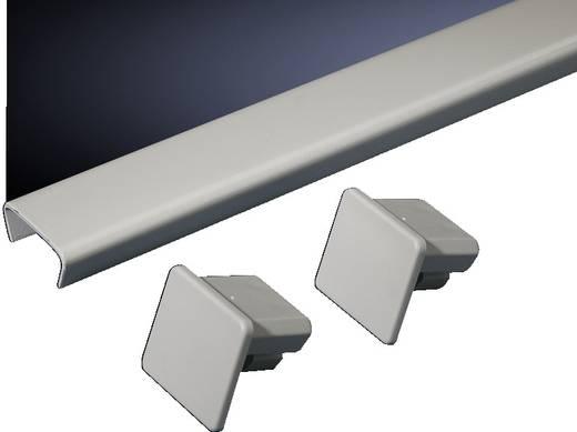 Abdeckplatte Licht-Grau (RAL 7035) Rittal TS 8800.855 1 St.