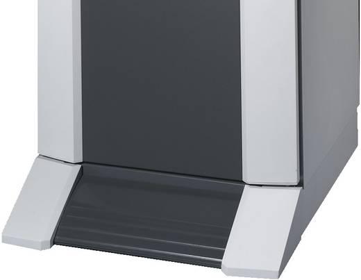 Sockelelement Stahlblech Licht-Grau (RAL 7035) Rittal PC 8800.920 1 St.