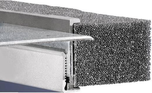 Rittal TS 8802.160 Kabeleinführungsleiste Aluminium 2 St.