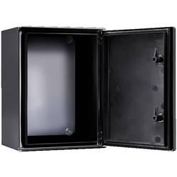 Inštalačná krabička Rittal KEL 9204.600 9204.600, (š x v x h) 400 x 400 x 200 mm, čierna, 1 ks